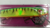 Ten Inch Slammer Minnow (Fire Tiger Prism)